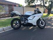 2008 Ducati 848 Low kms Darwin CBD Darwin City Preview