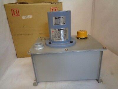 New Lube Corporation Top-1me75-2-12 Mavb Type Eelq-5t Cnc Oil Pump