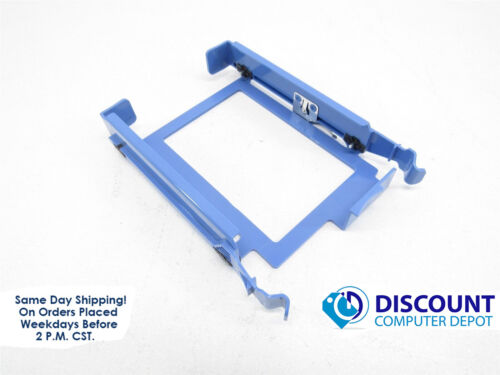 """Lot of 2 OEM 3.5"""" Hard Drive Caddy Tray For Dell Optiplex N218K YJ221 H7283"""