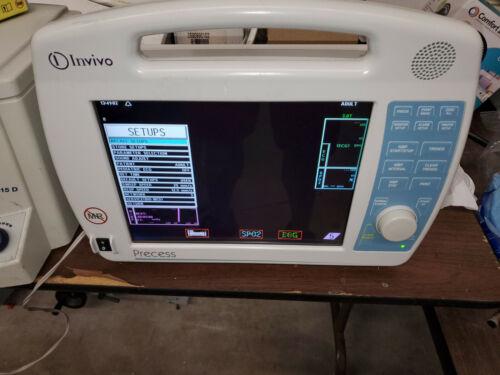 Invivo MDE Precess MRI Patient Monitor