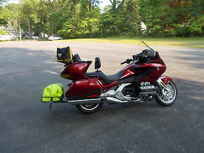 BEST BUY MOTORCYCLE COOLER RACK FOR ALL GOLDWING HITCH, HARLEY HITCH,TRIKE
