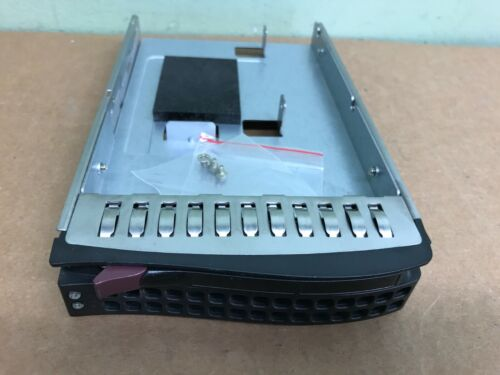 """SuperMicro MCP-220-00043-0N 3.5"""" to 2.5"""" Server HDD Converter Tray- 672042023912"""