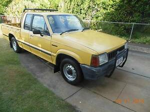 1987 Ford Courier Ute Mount Gravatt Brisbane South East Preview
