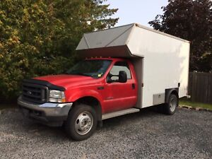 2003 Ford F550 Service/work truck
