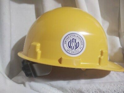 Msa Hard Hat Plastic Suspension Liner Pristine Mittal Steel United Steelworkers