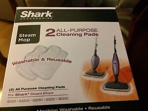 Shark  all purpose washable & reusable cleaning pads