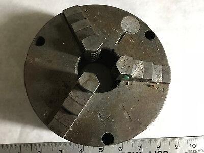 Pratt 10-58type-10-58 Lathe Chuck 3-jaw 10.58 Bp 66923peo