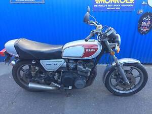 YAMAHA XS 750 TRIPLE 1978 WRECK OR RESTORE St Agnes Tea Tree Gully Area Preview