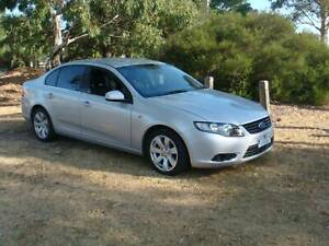 2009 Ford Falcon Sedan long rego , injected lpg/petrol