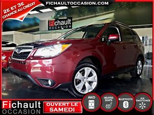 Subaru Forester 2014 AWD AUTOMATIQUE***CAMERA DE RECUL*** SIEGES