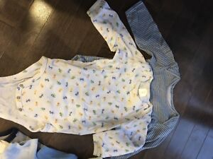 Boys clothes 0-9 months