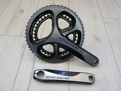 Shimano Dura-Ace FC-9000 Replacement Inner Chainring MD-Type 110 BCD x 39T Black