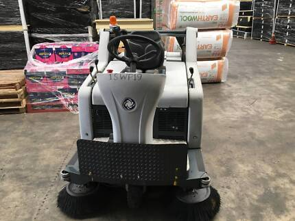 Warehouse Sweeper