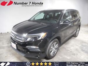 2017 Honda Pilot EX-L| Navi, Leather, Backup Cam!