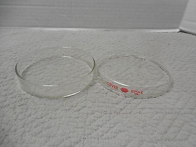 New Kimble Kimax Culture Petri Dish Top Bottom 100x15mm 23062 23064