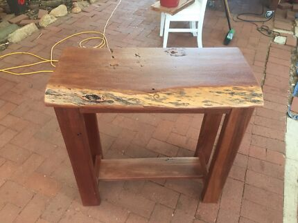Rustic Hall Table  Midland Swan Area Preview