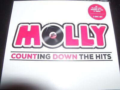 Molly Meldrum : Counting Down The Hits Various Artists 3 CD - NEW
