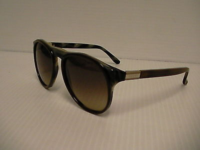 494874d0030 Authentic gucci sunglasses unisex gg 1014 s R26ED marble brown new with box