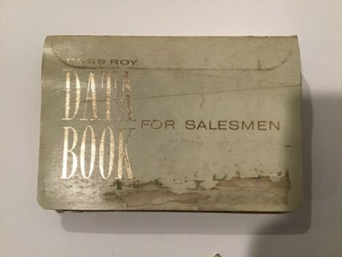Ross Roy 1963 Plymouth and Valiant Salesman Competitive Data Book Color Samples