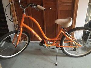 Townie ladies 5 speed bike