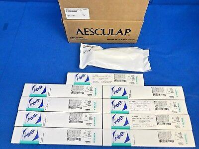 Set Of 12 Aesculap Mb257-mb266 Garrett Vascular Dilators 30 Day Warranty
