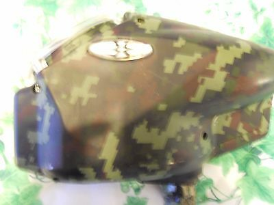 Halo TOO paintball hopper Empire USED untested