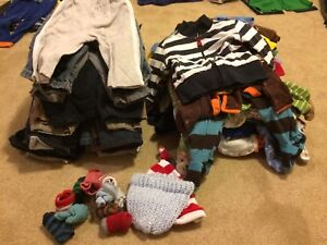 Boys clothing 3-6 months