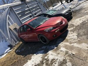 Used Mazda 3 part out or fix up