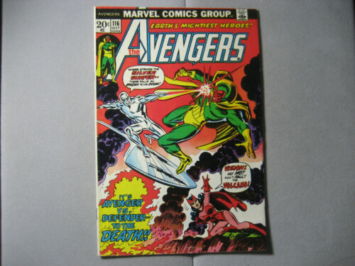 The Avengers #116 (1973, Marvel)