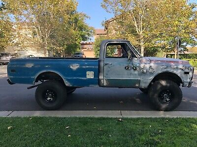 1969 Chevrolet Other Pickups  1969 Chevrolet K20 Pickup