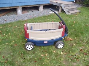 Little Tykes wagon