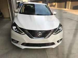 2016 Nissan Sentra SL/x fully loaded with low kilometers!