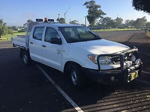 2007 Toyota Hilux Ute Campbelltown Campbelltown Area Preview