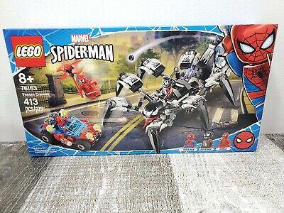 LEGO Marvel Avengers Venom Crawler 76163 Spider-Man vs Iron Venom Carnage
