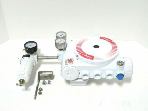 Flowserve Logix 3200MD-10-D6-E-04-40-0F-0G HART Basic Valve Controller NEW
