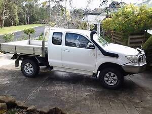 2009 Toyota Hilux sr5, xtra cab , Churchill Latrobe Valley Preview