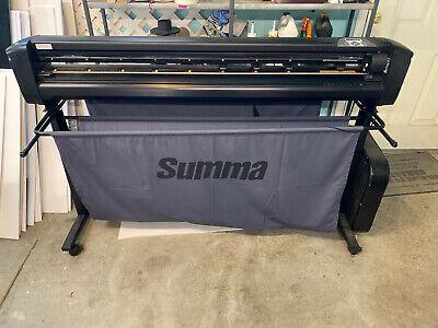 Summa D140 54 Vinyl Cutter