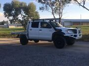 Toyota hilux turbo diesel no swaps  Westdale Tamworth City Preview
