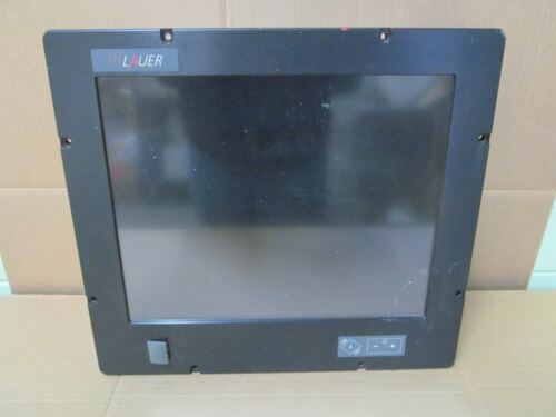 "Lauer 17"" Embedded Panel Pc Epc Pm 1700tc Tft Resistive Touch Color Display, Xp"