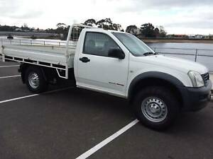 2006 Holden Rodeo DX Manual Ute Ulverstone Central Coast Preview