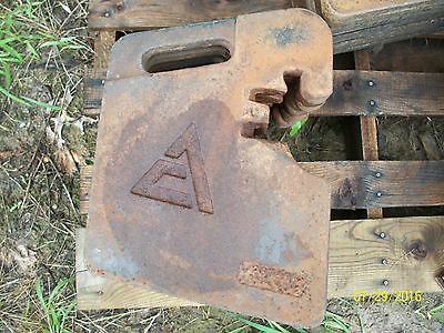 Allis Chalmers Front End Weight 7000 Series Tractors