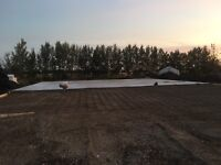 Concrete Placing & Finishing Alberta Wide