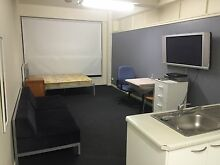 SPACIOUS CORNER STUDIO APARTMENT - CBD Melbourne CBD Melbourne City Preview