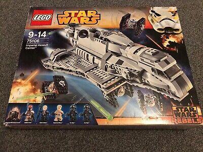 LEGO 75106 STAR WARS IMPERIAL ASSAULT CARRIER
