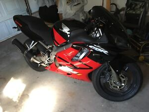 Cbr 600 f4i motorcycle sport bike