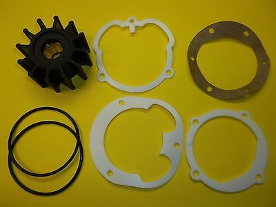 Omc Cooling - Volvo Penta OMC raw Sea Water Cooling Pump Impeller Kit 3.0 4.3, 5.0 ,5.7 v6 v8