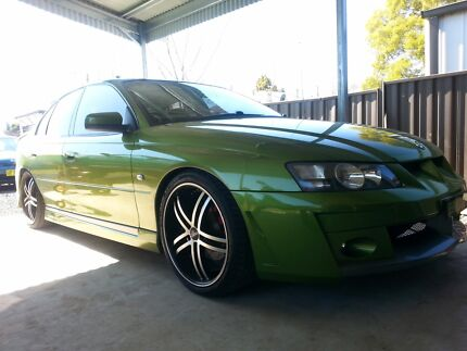 Genuine vy hsv clubsport  Oberon Oberon Area Preview