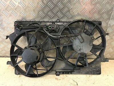 Genuine Ford Focus ST170 Radiator Fans - Used