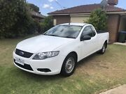 2010 FORD FG MKII UTE LPG REG Hoppers Crossing Wyndham Area Preview