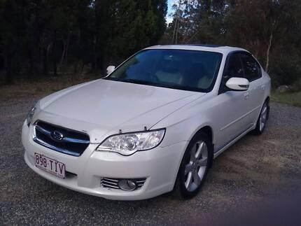Subaru Liberty 2006